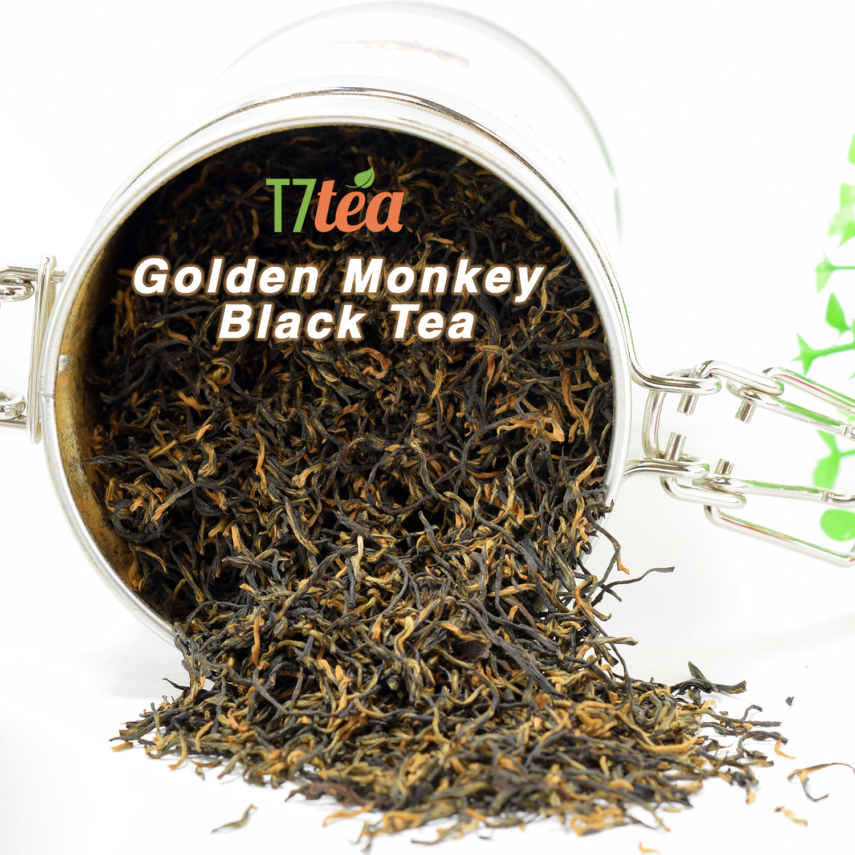 T7 TEA Golden Monkey Tea