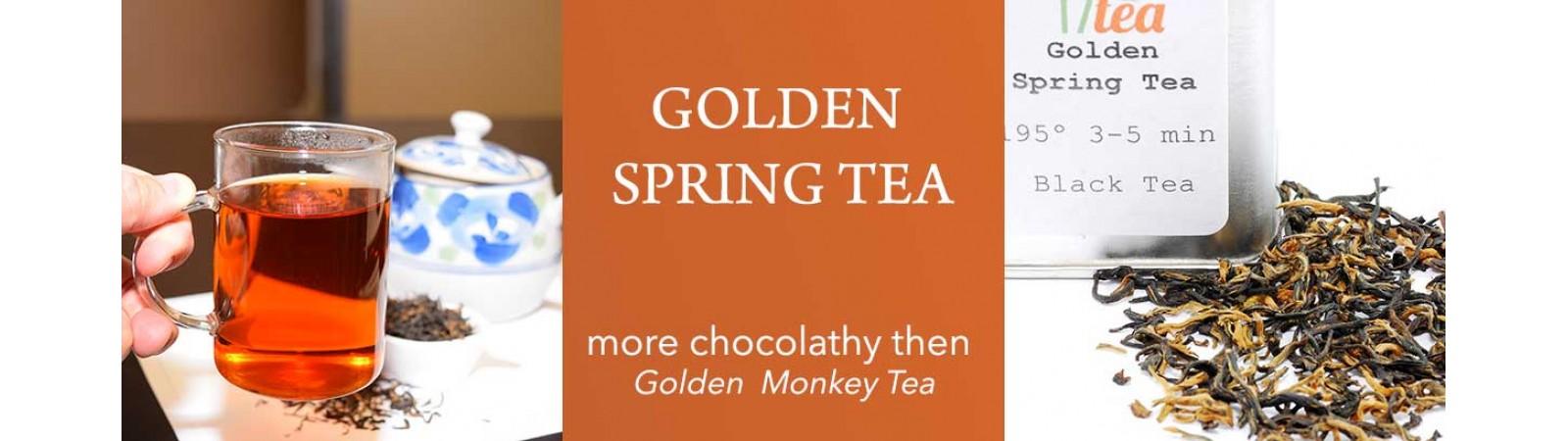 Golden Spring Tea