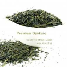 Premium Gyokuro 3oz