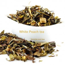 White Peach Tea