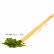 Matcha Bamboo Scoop | in store pick up Dallas TX