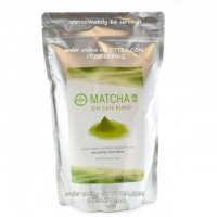 Matcha Zen Café Blend/Pre-Mix - 1kg (2.2 lbs) Bag