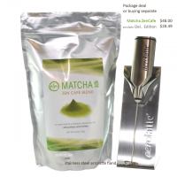 Matcha Zen Cafe Blend Gift Set