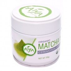 Organic Matcha Ceremonial Grade 30g