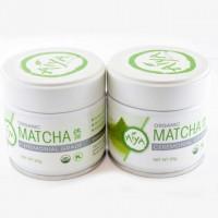 Organic Matcha Ceremonial Grade 30g - 2 pack