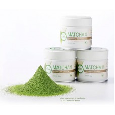 Premium Matcha 30 gram Washi Tea Tin - 3 packs