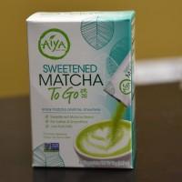 Sweetened Matcha To Go