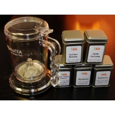 Loose Tea Gift Set with Ingenuitea