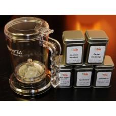 Loose Tea Gift Set with Ingenuitea