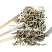 Silver Needle in Latch Lock Silver Tea Tin