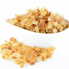 Amber Crystal Candy Rock Sugar 8oz