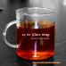 Glass Mug 14oz