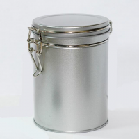 10 oz Tin with Latch Lock