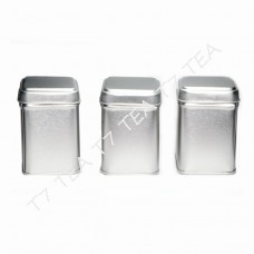 Tea Tins Square Small - Set of 3