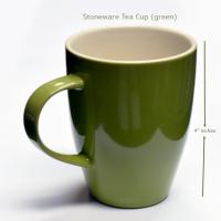 Green Tea Mug Cup